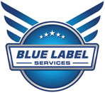 Blue Label Services logo