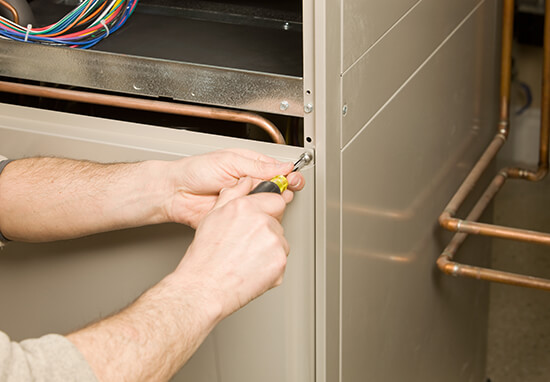 Heating Services in Cypress