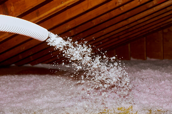 Insulation Services in Cypress TX
